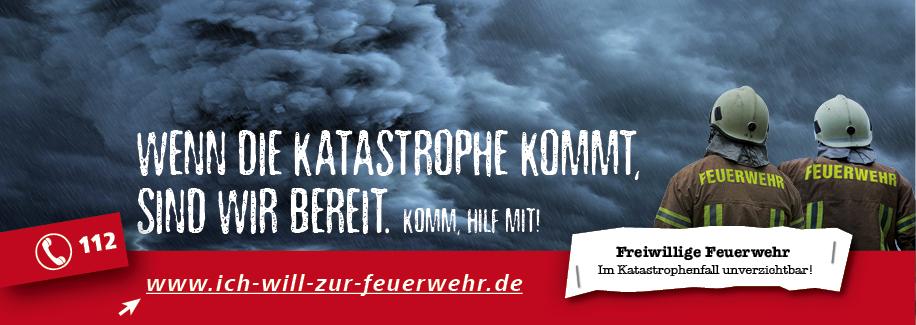 Wenn die Katastrophe kommt (Regen)